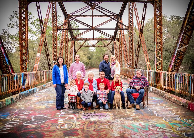 Kyna Smith and Family