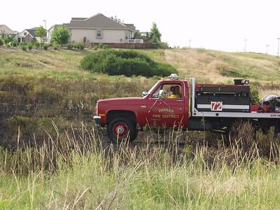 Cherry Creek Grass Fire