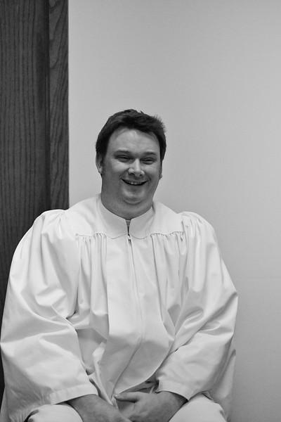Gray Baptism
