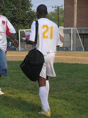 Men's Soccer 07-08
