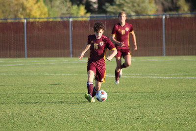 BOYS SOCCER Kankakee Valley vs. Chesterton 2020