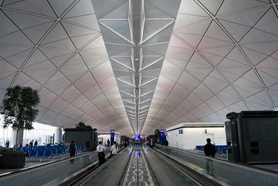 Hong Kong Airport November 2007