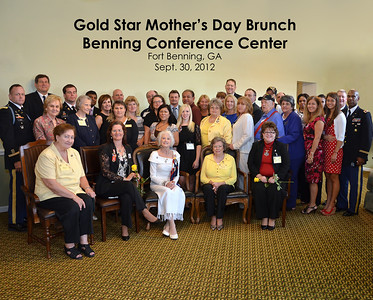 Gold Star Mother's Day 2012