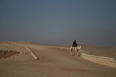 Giza Egypt - December 2007