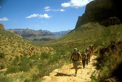 Grand Canyon Trek - Apr 2006