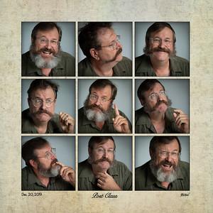 19Dec30 Del beard