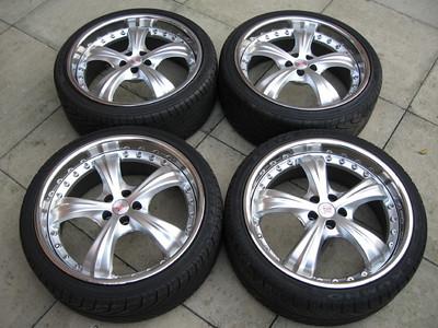 Golf Wheels
