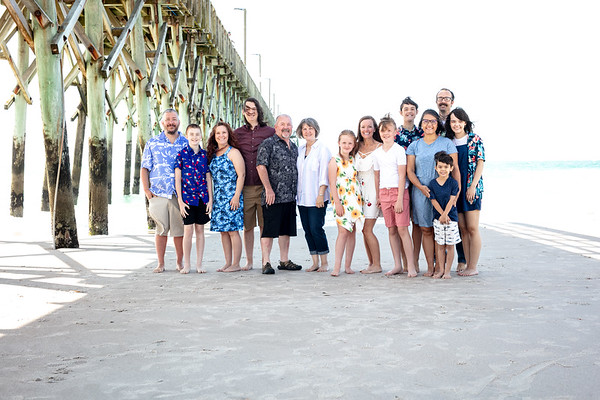 Aileen Family Photography At Topsail Beach