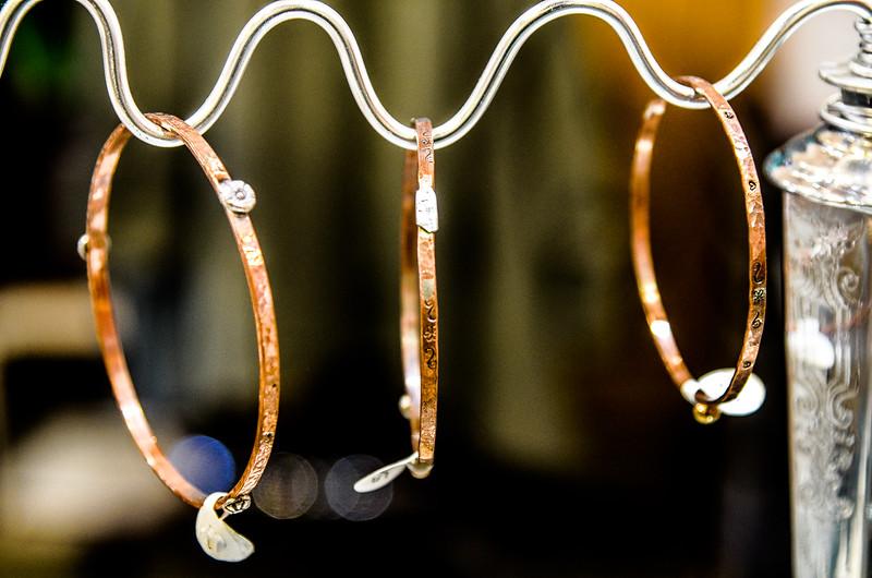 Metal Bracelets Horizontal 1