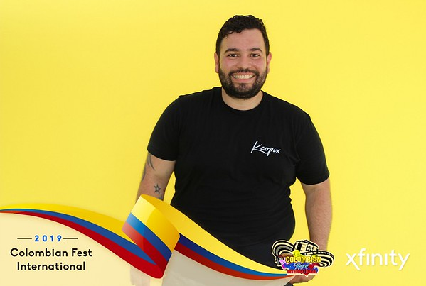 PRINTS - Colombian Fest