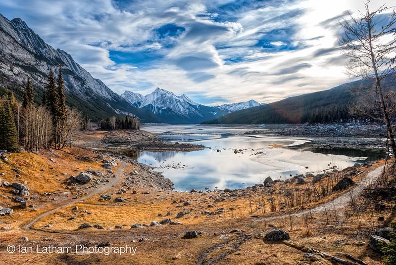 Medicine Lake, Jasper, AB
