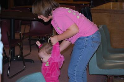 Family - Bowling - Jan 16, 2008
