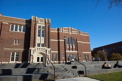 2020 UWL Fall Wittich Hall