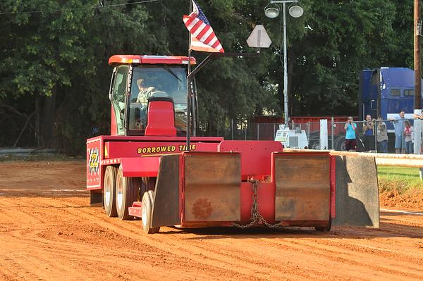 276th Fredericksburg Agricultural Fair Truck Pull 8-3-14