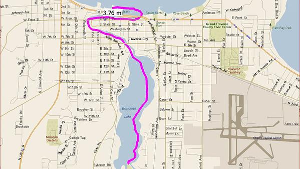 2014-07-30 Boardman River Paddle