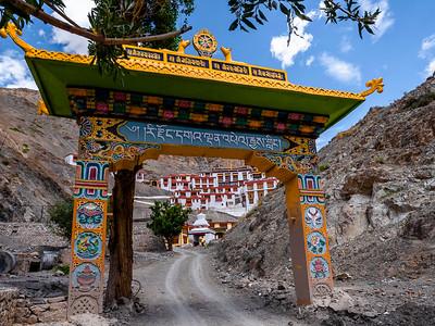 Monasteries - Rizong and environs