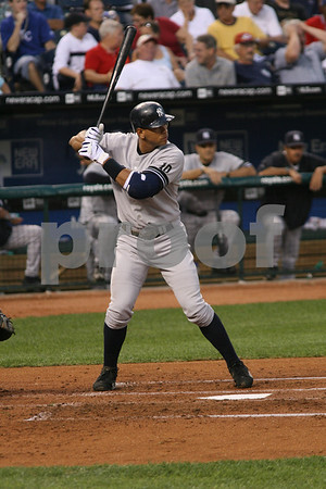 A-Rod's 49th Home Run of the 2007 season - 9/7/2007 - Yankees @ Royals - Kaufmann Stadium - Kansas City, MO