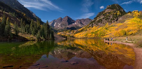 Colorado, Ablaze in Color