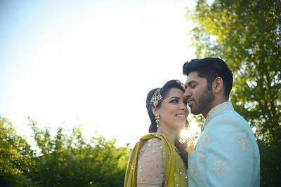 Puja & Raveen's Pre Wedding