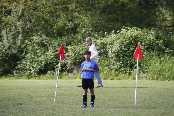 Cascade Ridge Huskies Soccer Spring 2011