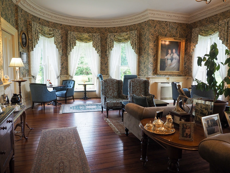 Kennelly Lounge at Ballyseede Castle