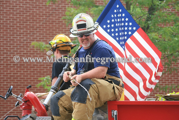 7/4/13 - Eaton Rapids 4th of July parade & water games