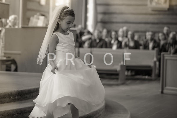First Holy Communion May 13 1PM