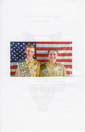 2018-03-25 BSA Troop 1696 Eagle Court of Honor
