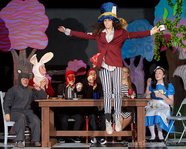 Alice in Wonderland 2014