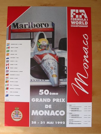 F1 posters