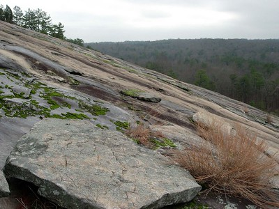 Stone Mountain South Slope