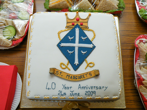 St Margarets 40th