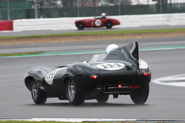 MRL Royal Automobile Club Woodcote & Stirling Moss Trophies - Silverstone Classic 2021