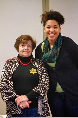 Holocaust Survivor Ela Weissberger