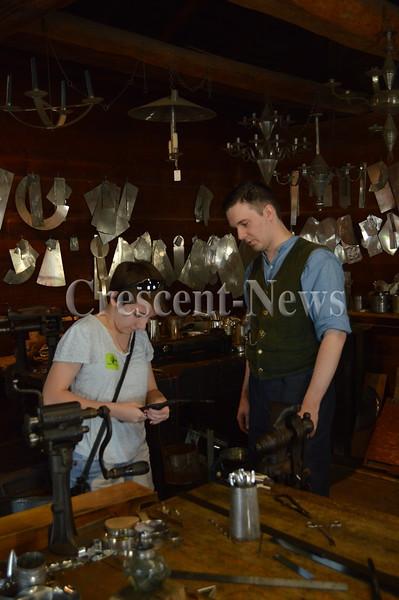07-18-15 NEWS Explore the Crafts at Sauder Village