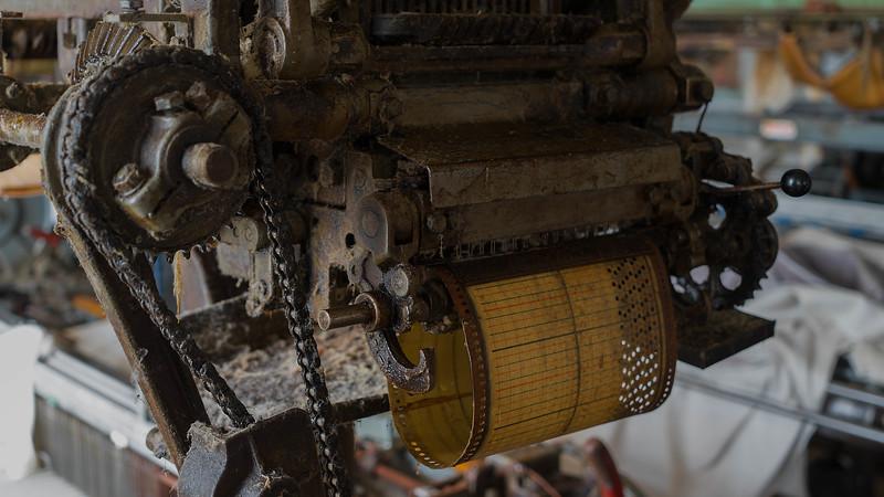 Urbex - Spinning mill A. (AT)