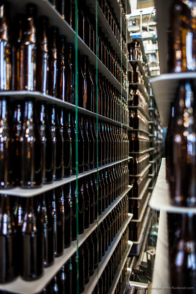 Woodget-140131-020--beer, bottles, Colorado, Fort Collins, Glass, glass - material, New Belgium Brewing.jpg