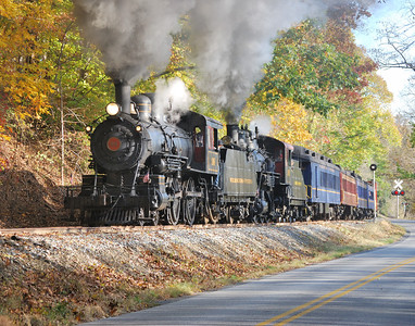 Tourist Railroads and Museums