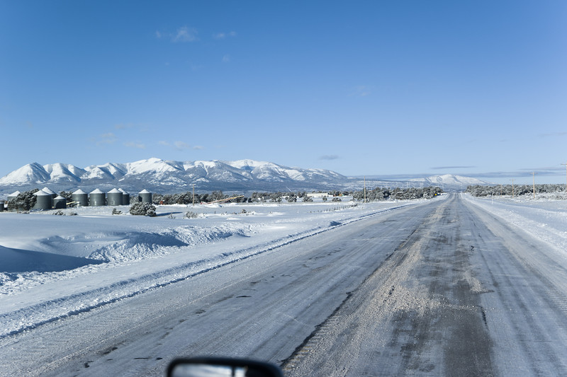 US 491 Near Dove Creek, CO