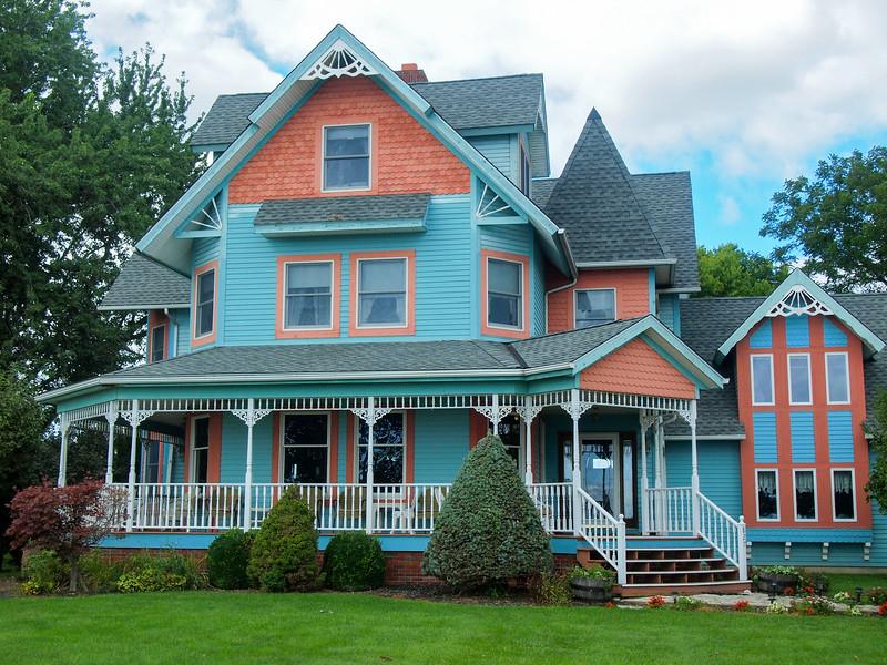 Pretty house on Kelleys Island