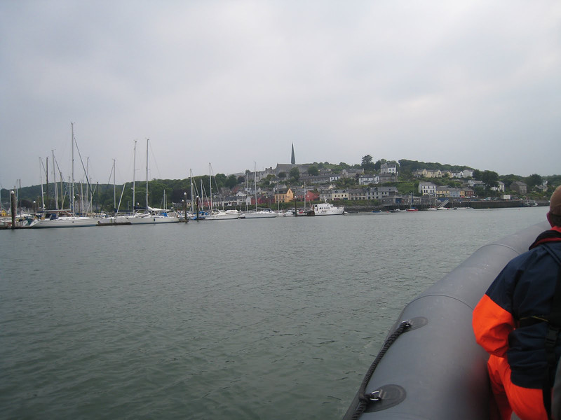 Crosshaven and Royal Cork Yacht Club