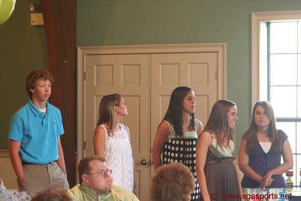 Tift County Tennis Banquet