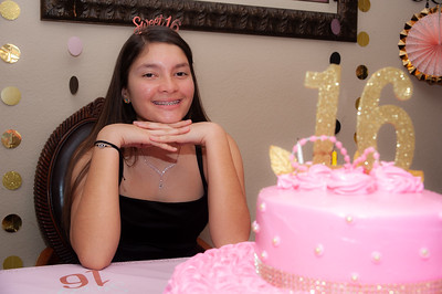 2020 Natalie's 16th Birthday