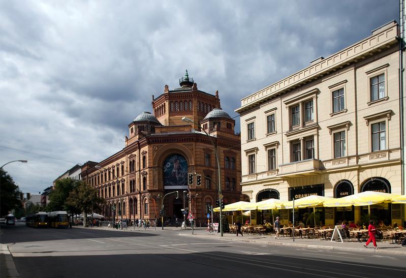 Postfuhramt building, Berlin, Germany