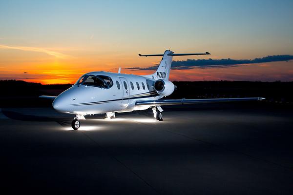 Beech Jet N750TA (High Res)