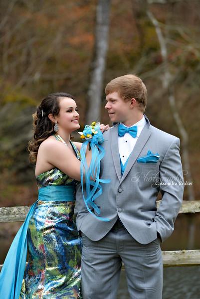 Josh & Gabby's Junior Prom