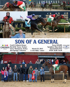 SON OF A GENERAL - 3/22/2013