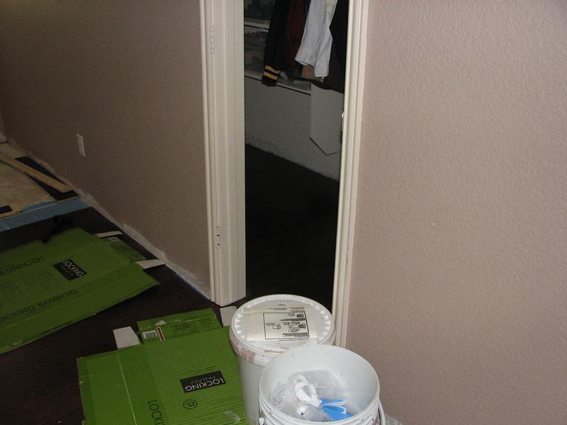 Random look at the closet