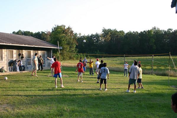 September Migrant Camp Visit