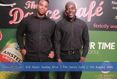 Old Skool Sunday Nite at Dance Cafe